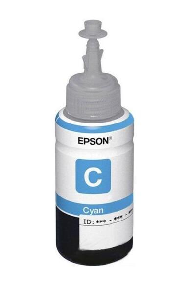 EPSON Ink Bottle Cyan C13T66424A