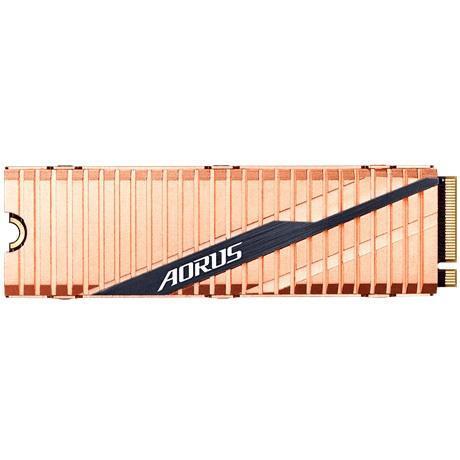 GIGABYTE SSD AORUS M.2 500GB PCIe NVMe Gen4