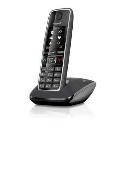 GIGASET Phone Device C530, black