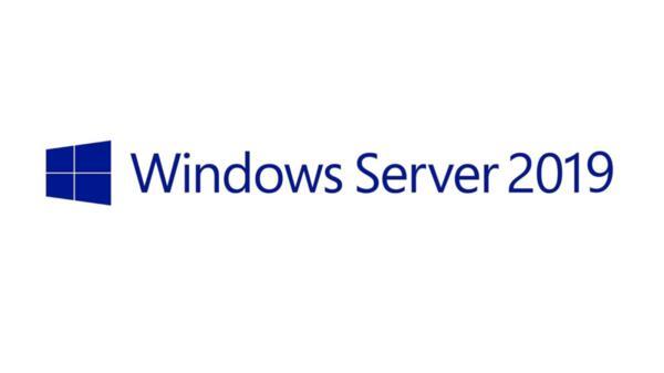 DELL Microsoft Windows Server 5 User Cals for 2019