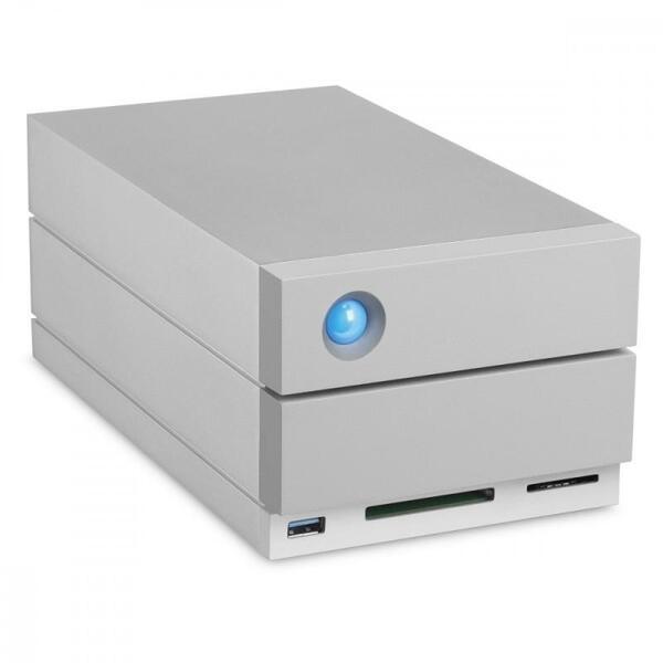 LACIE HDD EXTERNAL 8TB 2BIG DOCK THUNDERBOLT3