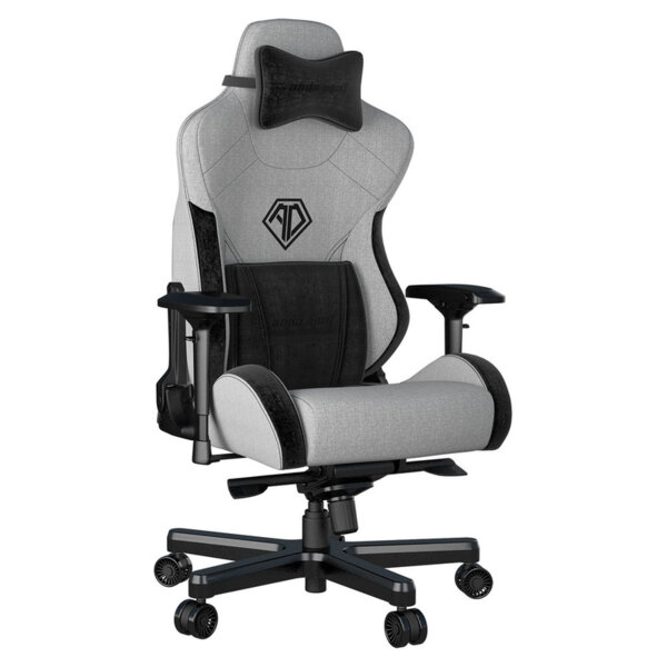 ANDA SEAT Gaming Chair T-PRO II Light Grey/Black