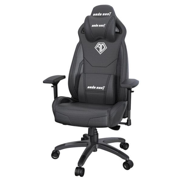 ANDA SEAT Gaming Chair THRONE Black