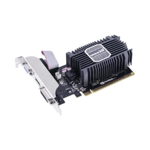 GT730, 2GB/D3, PCIE3x16, VGA-DVI-HDMI1.4a, 2SL-HEATSINK