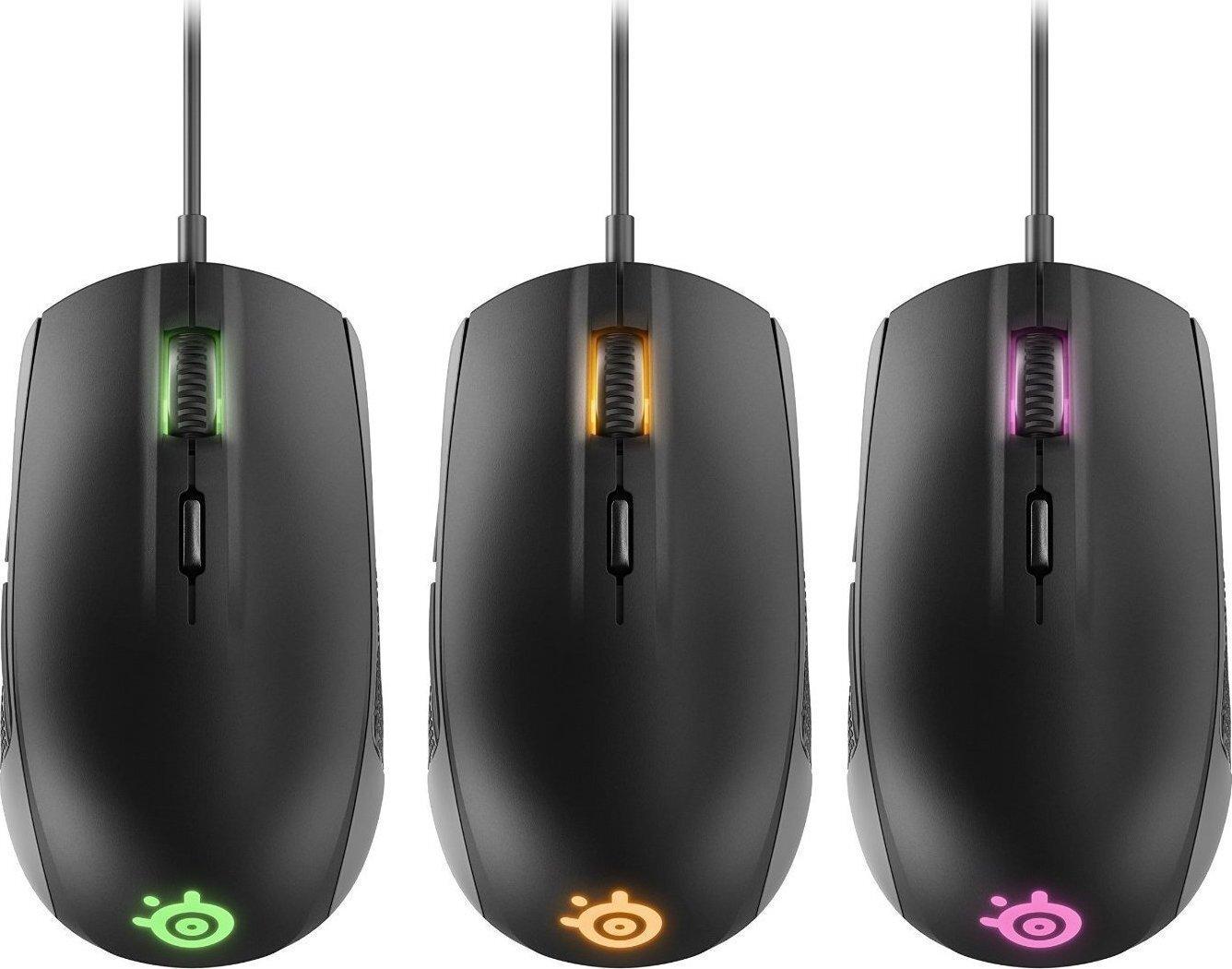 Ποντίκι SteelSeries Rival 100