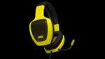 Ακουστικά Ozone Rage Z50 κίτρινα
