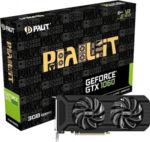 Κάρτα γραφικών Palit GeForce GTX1060 3GB Dual