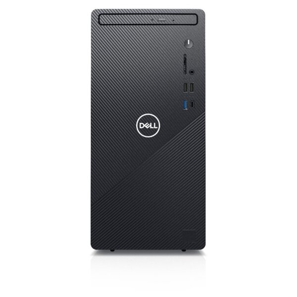 Υπολογιστής Γραφείου Inspiron 3881 MT, i7-10700, 8GB, 512GB SSD, GeForce GTX 1650 SUPER 4GB, DVD-RW, WiFi, Win 10 Pro, 2Y NBD