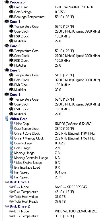 Refurbished Gaming PC Intel Core i5 4460, GTX 960, B85M-HD3, 8GB DDR3-Copy