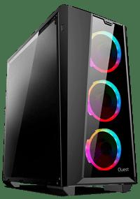 Desktop Quest ME Ryzen 5 3600|8GB|256GB|W10H