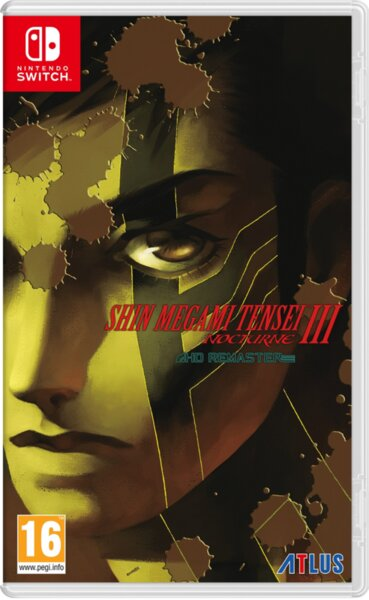 Shin Megami Tensei III Nocturne HD Remaster Switch