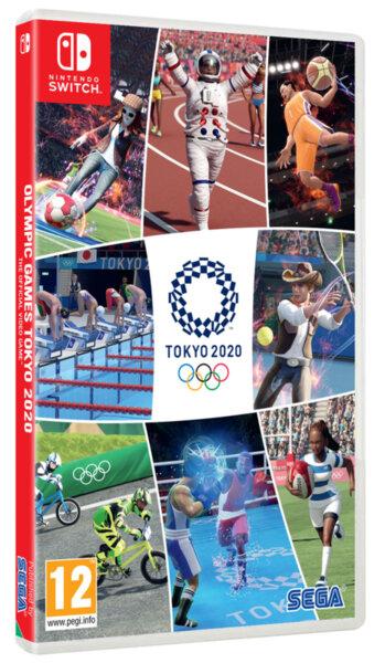 Tokyo Olympics 2021 Nintendo Switch παιχνίδι