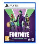 Fortnite The Last Laugh Bundle PS5