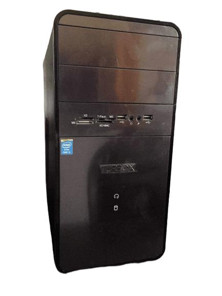 Μεταχειρισμένο PC γραφείου,Intel Core i3-4130,8GB (2x4) RAM