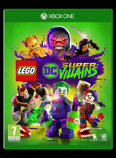 LEGO DC SUPER-VILLAINS XONE