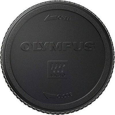 Olympus LR-2, Rear Lens cap Micro Four Thirds