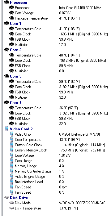 Refurbished Gaming PC i5 4460,970 GTX,B85-HD3,1TB WD,8GB,550 corsair