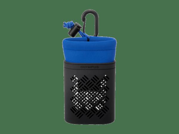 Olympus CSCH-121 BLU - Universal Tough Camera Case - Blue