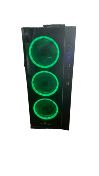 Entry Level gaming PC,  Intel Core i3-4130, Asus H81M-C, Ram 8GB, GTX1050 4GB Low Profile, SSD 240GB