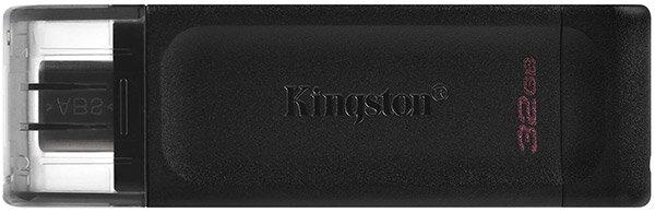 KINGSTON USB STICK DT70/32GB DATATRAVELER 70 32GB USB 3.2 TYPE-C