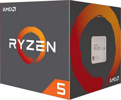 Επεξαργαστής AMD Ryzen 5 1600 Box