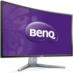 """Οθόνη Gaming BenQ EX3200R 31,5"""" Curved 1800R, Panel VA, Full HD (1920x1080 pixels), 4ms, 144Hz, 16:9, Βlack/Gray,"""