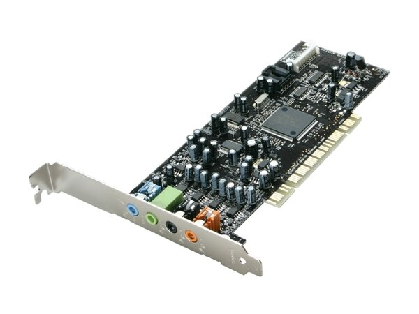 Creative Sound Blaster Audigy SE 7.1 Channels 24-bit 96KHz PCI Interface Sound Card SB0570