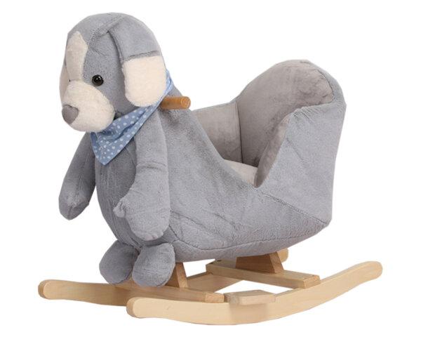 Люлка със седалка Grey Puppy