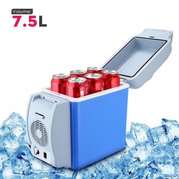 Хладилно барче - 7.5l 12v