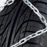 """Автомобилни вериги за сняг - меча стъпка (kn060) 13"""" - 15"""" 2бр./к-т."""