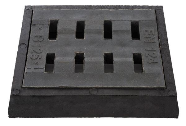 Водосборнa решетка с рамка RDFC250 400/450