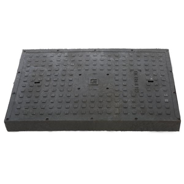 Ревизионен капак без рамка – правоъгълен RCB125 900/600/80(60)