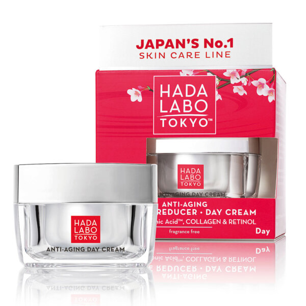 Hada Labo Anti-aging Wrinkle Reducer Cream