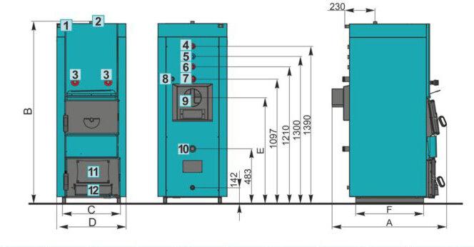 EKO-CKB P Schematic