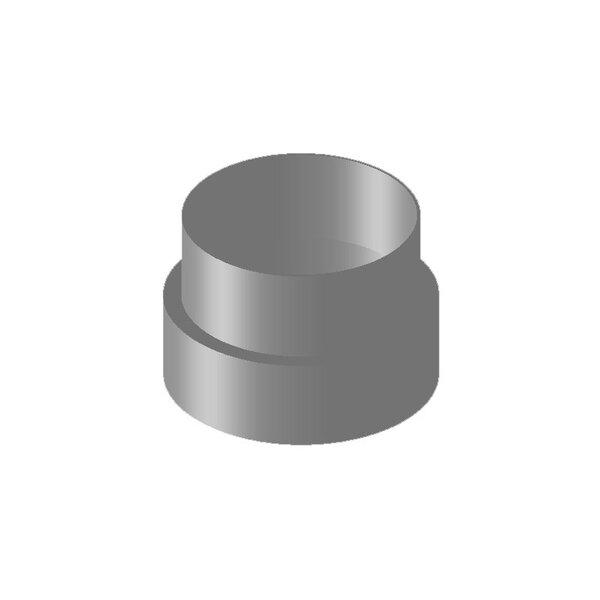 Reductie Burlan DTR 150/130, Otel, Diametru 150-130mm