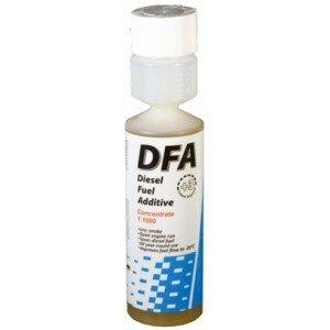 Добавка DFA за дизеловo гориво 250 мл.