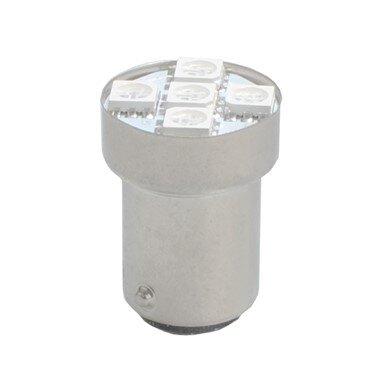 LED L037 BAY15d 5xSMD5050  M-TECH крушка
