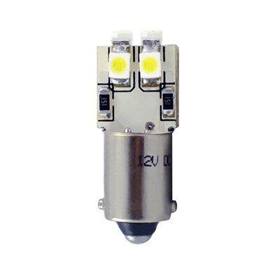 LED L020W  Ba9s 6xSMD3528 White M-TECH крушка