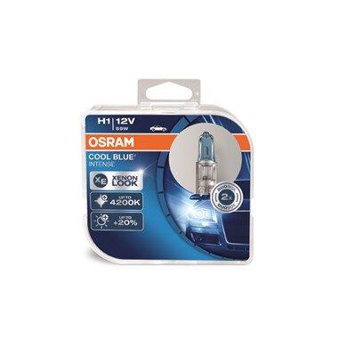 OSRAM COOL BLUE INTENSE® H1 12V 55W комплект