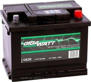 GIGAWATT 60AH акумулатор