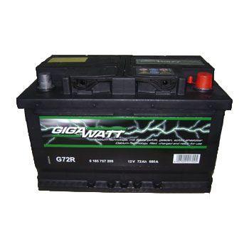 GIGAWATT 72AH акумулатор