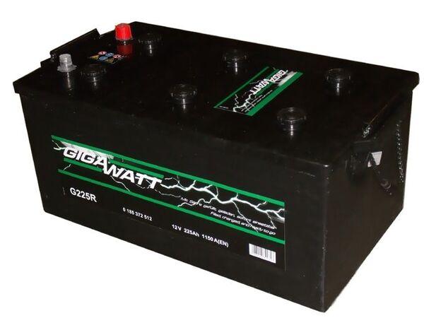 GIGAWATT 225AH  акумулатор