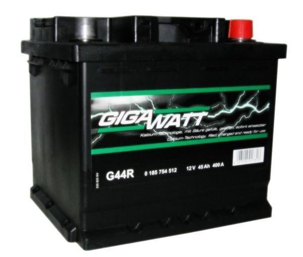 GIGAWATT 45AH акумулатор