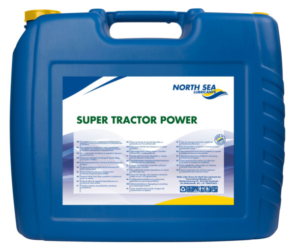 NSL SUPER TRACTOR POWER 10W30