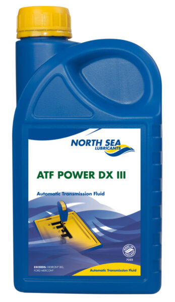 NSL ATF POWER DX III