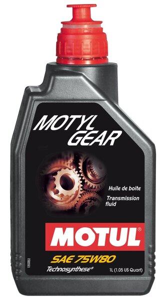 MOTUL MOTYLGEAR 75W80 1л