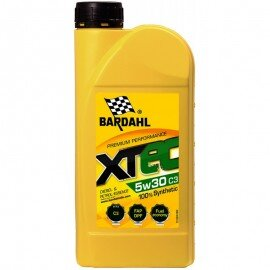 BARDAHL XTEC 5W-30 C3 1л BAR-36301