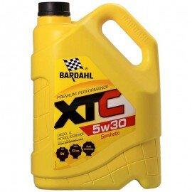 BARDAHL XTC 5W-30 Dexos2 5л BAR-36313