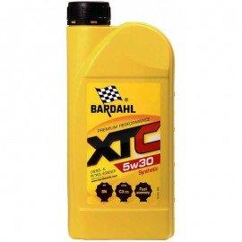 BARDAHL XTC 5W-30 Dexos2 1л BAR-36311