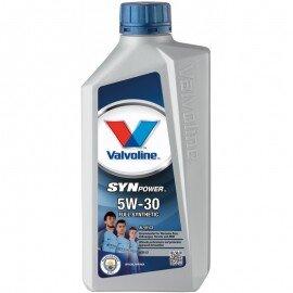 VALVOLINE  SYNPOWER  XL III  C3 5W-30